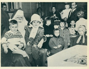1961 Holy Name Christmas bfast