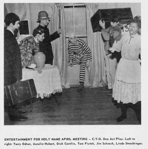 1963 CYO One Act Play