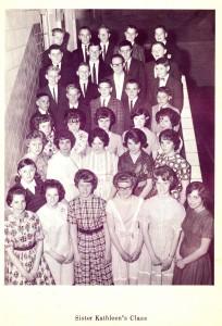 1963 Graduates 3