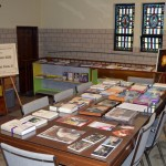 Library exhibit