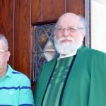 Jay & Fr. Marty