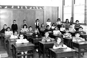 1952 third grade