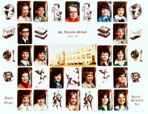 3rd grade in 75-76