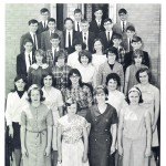 Partial class of 1965