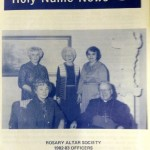 The Holy Name News from 82-83