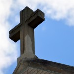 Repaired cross