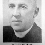 Memorial Card for Father Walter Gonter