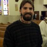 Seminarian Justin Steeg
