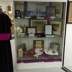 Bishop Benincasa display at St. Anthony