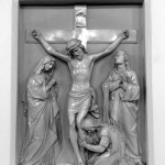 The Crucifixion from our Stations
