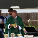 Outdoor Mass 7/28/13