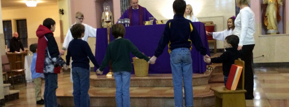 W childrens mass