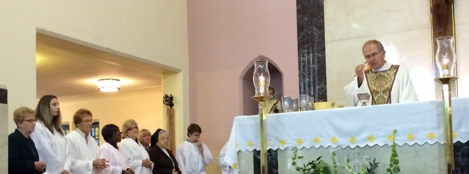 slide consecration
