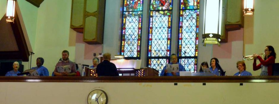 slide choir